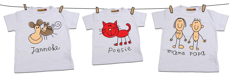 Geliefde T-shirt - Babette Harms @SS12