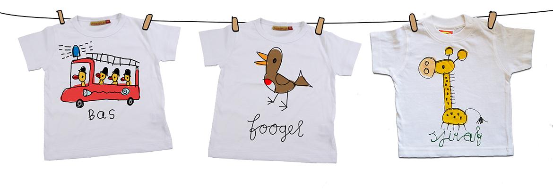 Geliefde T-shirt - Babette Harms #LA48
