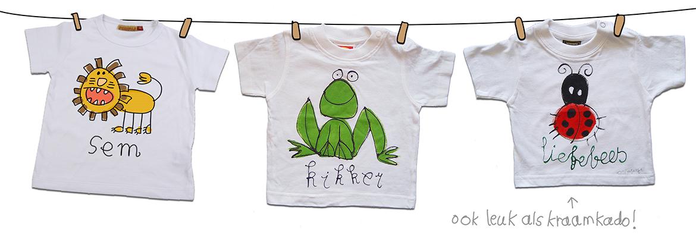 Bekend T-shirt - Babette Harms @ID94