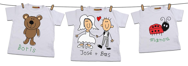 Bekend T-shirt - Babette Harms #UG07