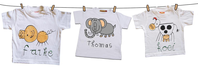Vaak T-shirt - Babette Harms &EP72